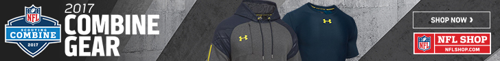 Shop for the Under Armour gear worn by players at the 2017 NFL Combine