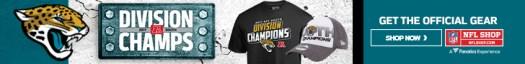 Shop for Jacksonville Jaguars Division Champs Gear at NFLShop.com