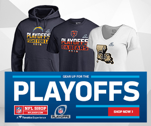 2018 NFL Playoffs Gear