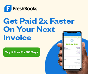 FreshBooks is an online accounting software for small business owners. Invoice your clients with ease!