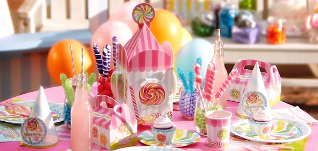 sweet shoppe candy party supplies