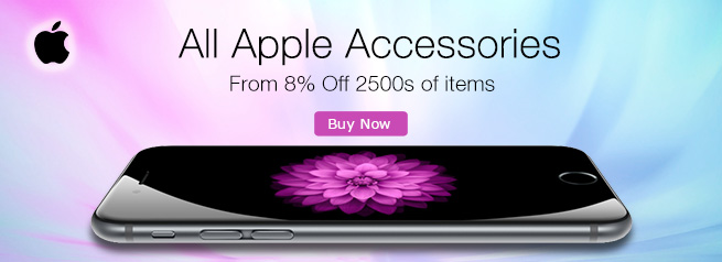 2500s Apple Accessories From 8% Off