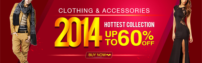 Clothing 2014 Hottest Collection
