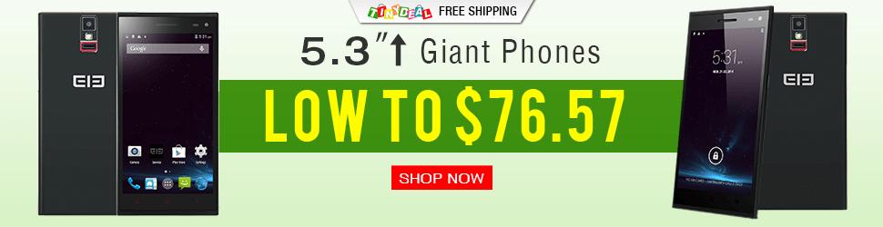 5.3 giant phones