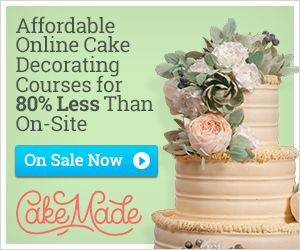 Affordable Online Cake Decorating Courses for 80% Less