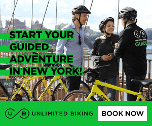 New York Guided Bike Tours