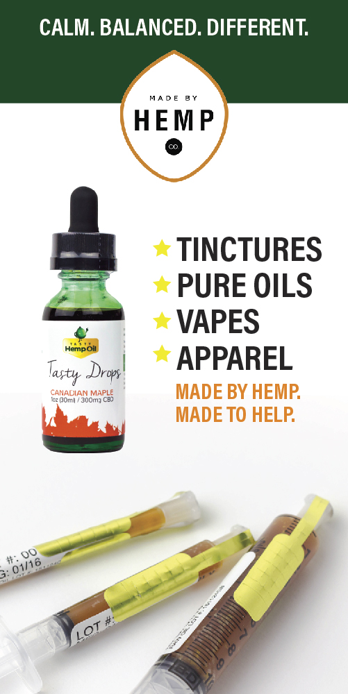 hemp oil extract