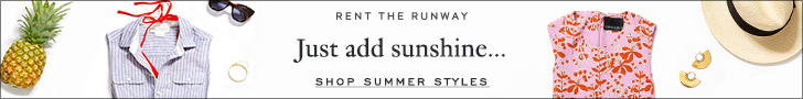 Shop Summer Styles at Rent the Runway!
