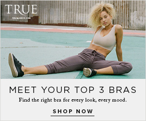 Meet Your Top 3 Bras!