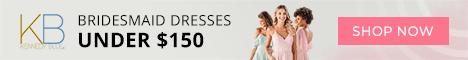 Shop Bridesmaid Dresses Under $150  at KennedyBlue.com