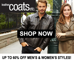 Deals / Coupons Leathercoatsetc 1