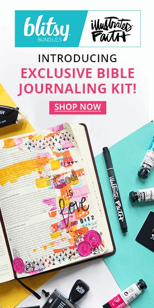 Blitsy Bible Journaling Kit
