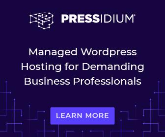 Pressidium® Managed WordPress Hosting