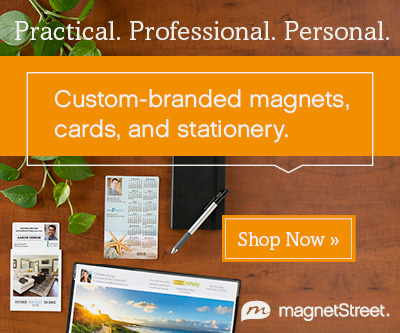 MagnetStreet.com - Custom-branded Magnets, Cards and Stationary!