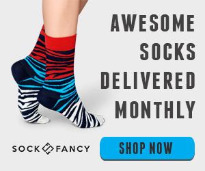 Sock Fancy subscription socks