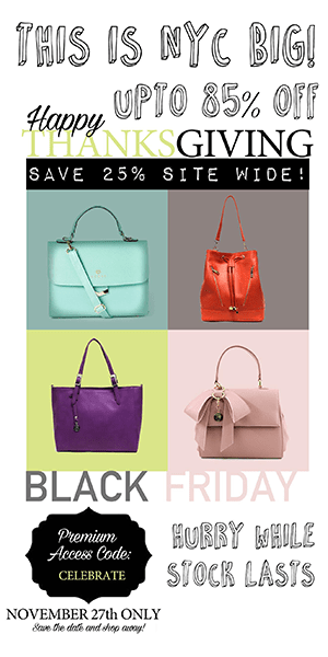 Black Friday at GUNAS New York