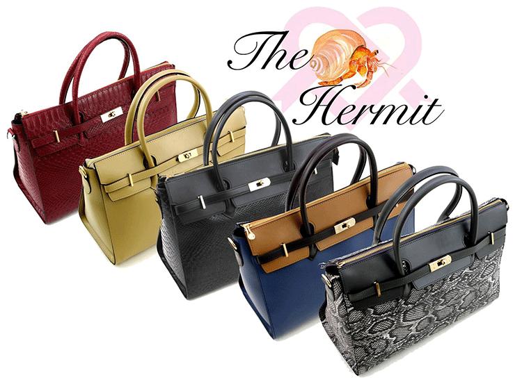 Hermit Handbag by GUNAS