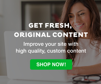 Get fresh, original content. all services starts at $5