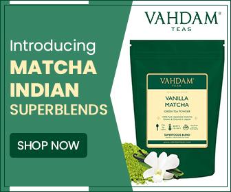Introducing Matcha Indian Superblends