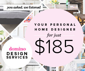 domino design services for $185!
