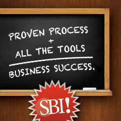 Proven process + all the tools = business success