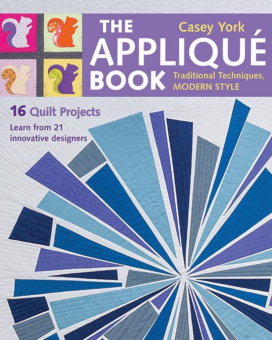 Applique Book