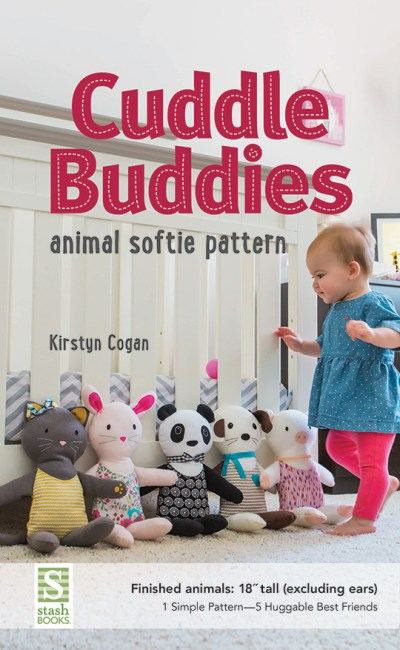 Cuddle Buddies Animal Softie Pattern