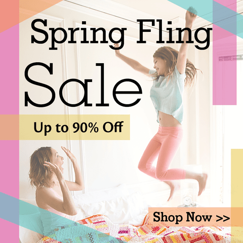 Spring Fling Sale 2017