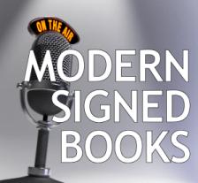 ModernSignedBooks on BlogTalk Radio