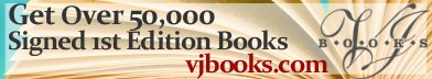 Get Over 50,000 signed 1st Edition Books