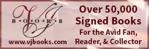 VJ Books Over 50000 Signed Books