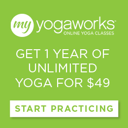 Get 1 year of unlimited yoga for $49! Shop now!