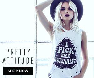 Pretty Attitude Banner
