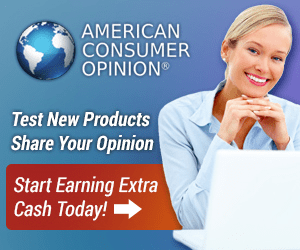 Test New Products Share Your Opinion Start Earning Extra Cash Today!