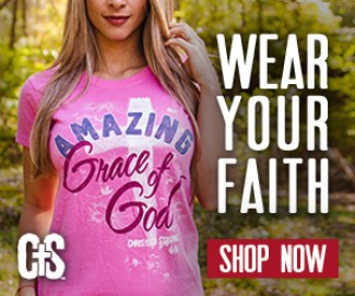 Shop now for our selection of Christian Strong Apparel