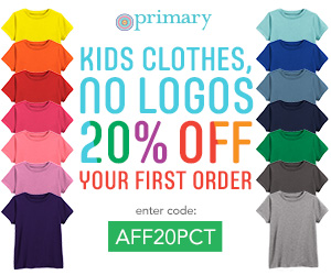 Primary Kids Clothing