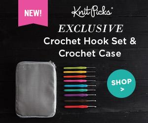 New Crochet Kits at knitpicks.com
