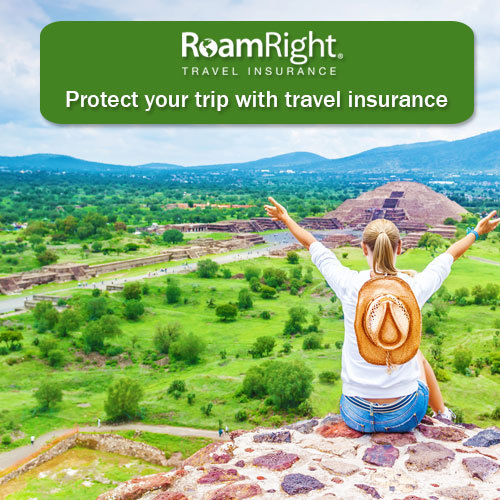Protect your trip with RoamRight travel insurance