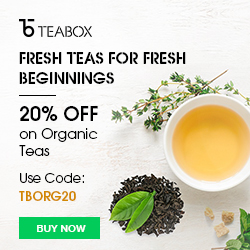 20% Off- TBORG20