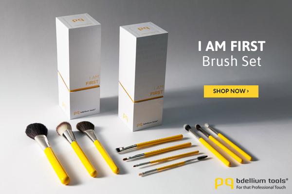 Bdellium I AM First Brush Set