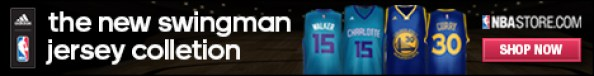 NBA Swingman Jerseys at NBAStore.com