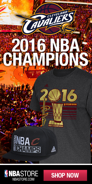 Cleveland Cavaliers 2016 NBA Champions