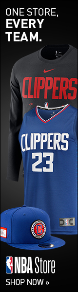 Shop for official LA Clippers team gear and authentic collectibles at NBAStore.com