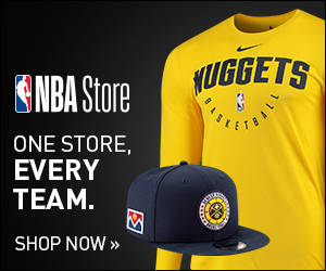 Shop for official Denver Nuggets team gear and authentic collectibles at NBAStore.com