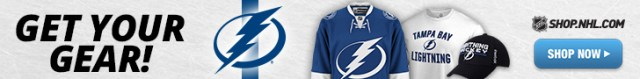 Shop for official Tampa Bay Lightning team fan gear and authentic collectibles at Shop.NHL.com