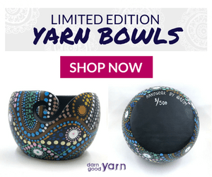 Limited Edition Yarn Bowl