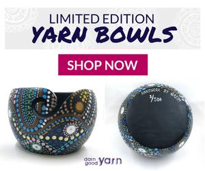 Limited Edition Yarn Bowl