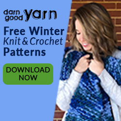 Free Winter Knit & Crochet Patterns
