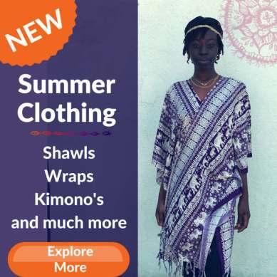 Summer Clothing at Darn Good Yarn