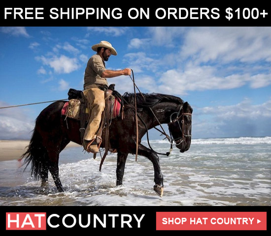 HatCountry Free Shipping on orders over $100
